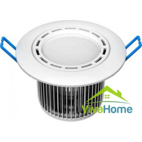 G21 LED mennyezeti világítótest, 15W, 1080lm, melegfehér
