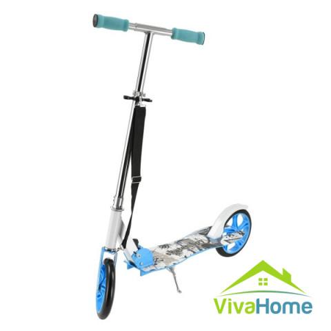 """Scooter / városi robogó """"Skaterboy"""" kék"""