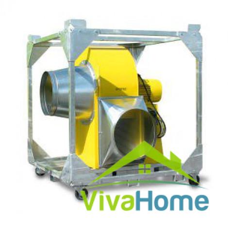 Magas nyomású radiális ventilátor 33.600 m3 - Trotec TFV 900