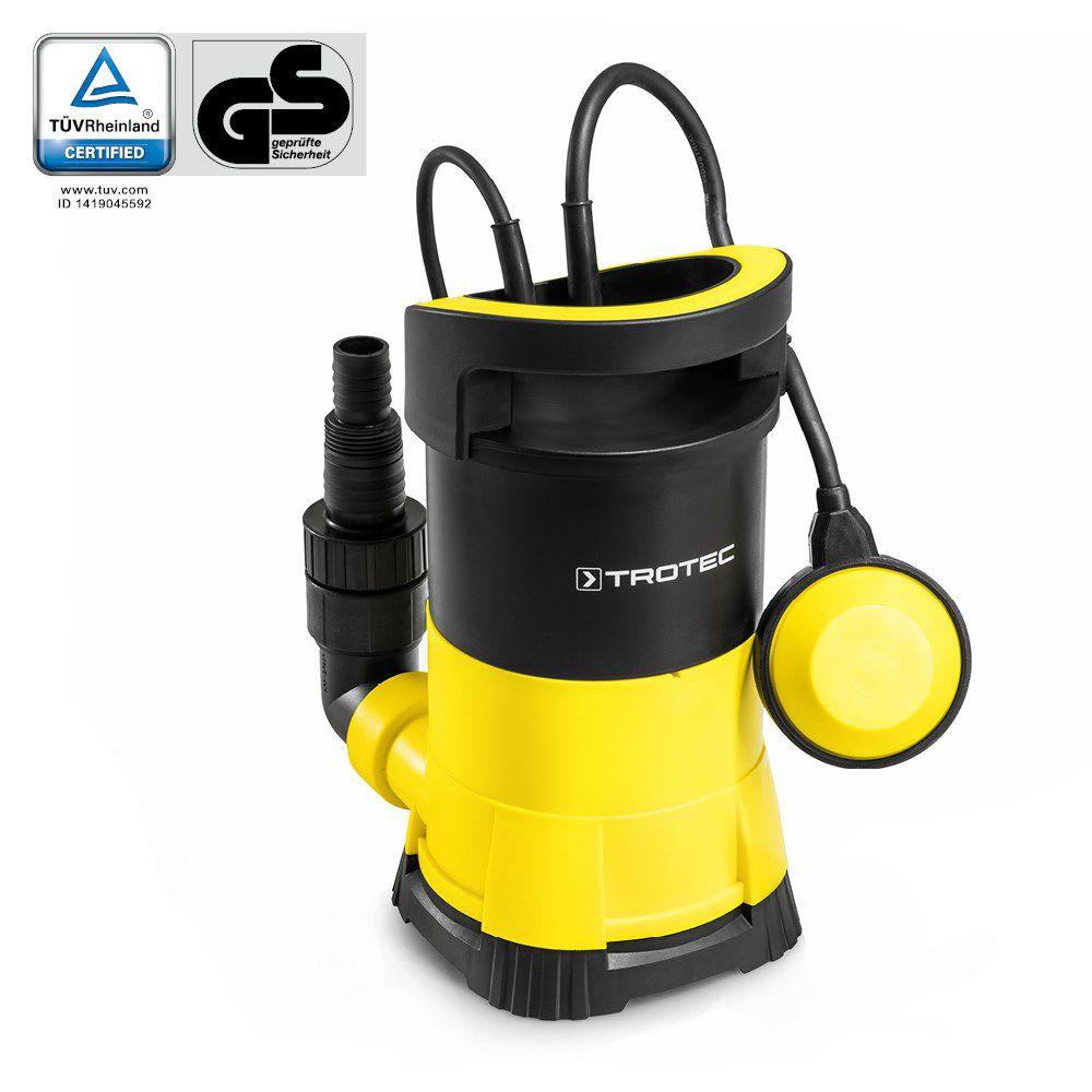 TWP 4005 E kompakt könnyen kezelhető tisztavíz búvárszivattyú