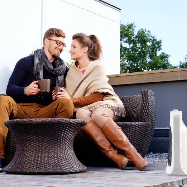 Infravörös hősugárzó - Trotec IRS 800 E, a teraszon is kellemes meleg