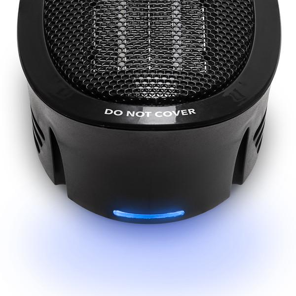 Trotec TFC 2 E konnektoros fűtőventilátor, működés visszajelző LED világítással