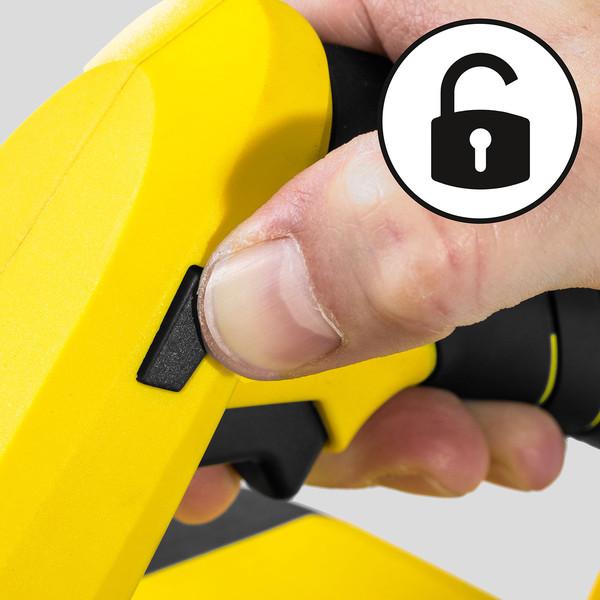 Elektromos gyalu PPLS 10-750 biztonsági kapcsolóval
