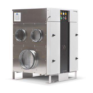 TTR 1400 kiváló ipari adszorpciós páramentesítő