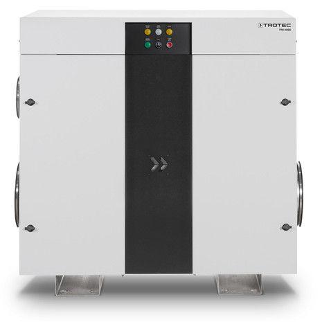 Profi ipari szárító készülék- TTR 3700 adszorpciós elv alapján