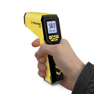 TP7 pirométer, infrahőmérő