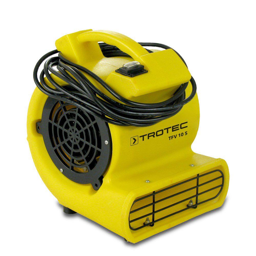 Sokoldalúan használható profi turbóventilátor - TFV 10 S